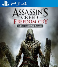Assassin's Creed: Freedom Cry   PS4 Principal   7.1GB