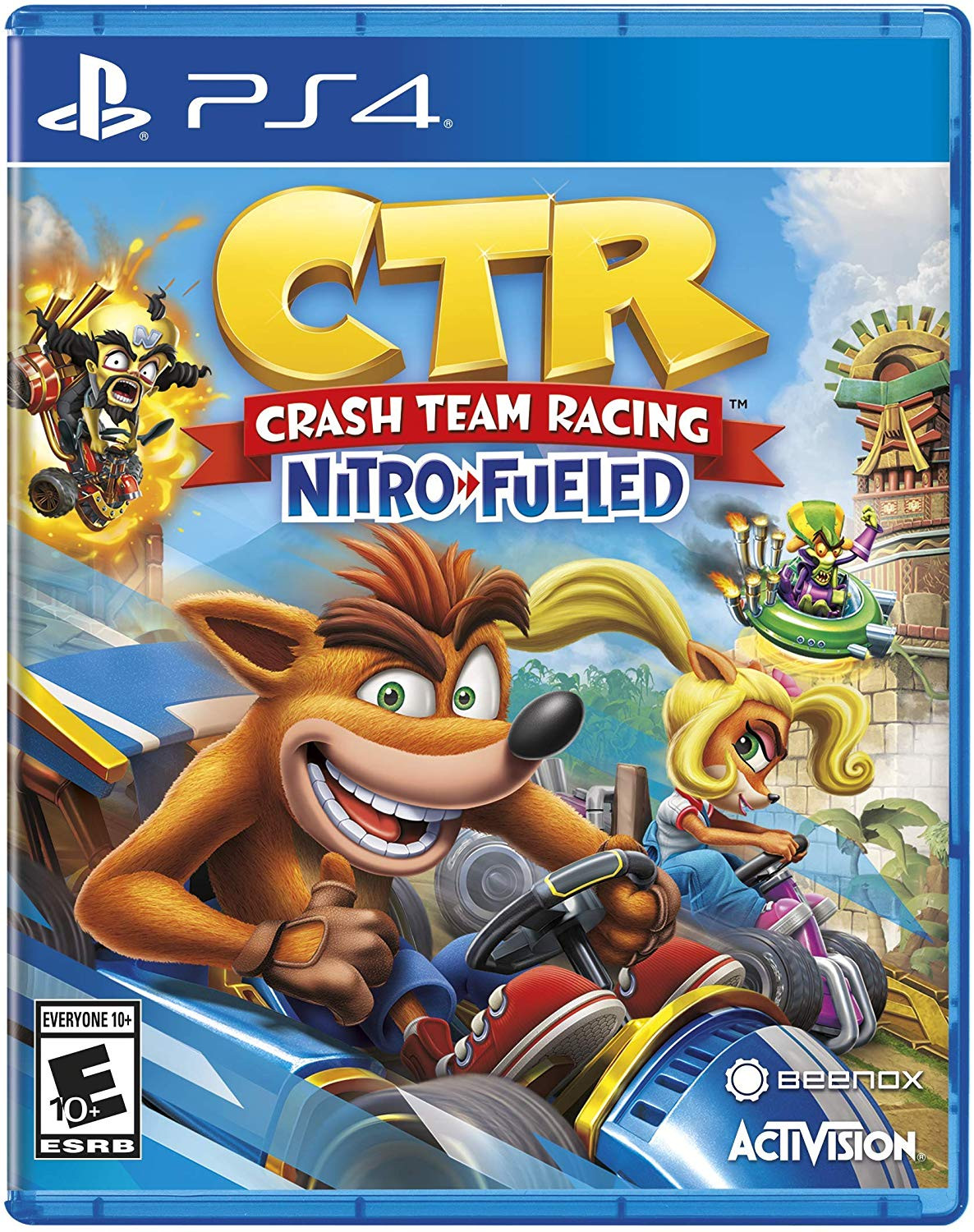 Crash Team Racing Nitro-Fueled | PS4 Principal | 14.19GB