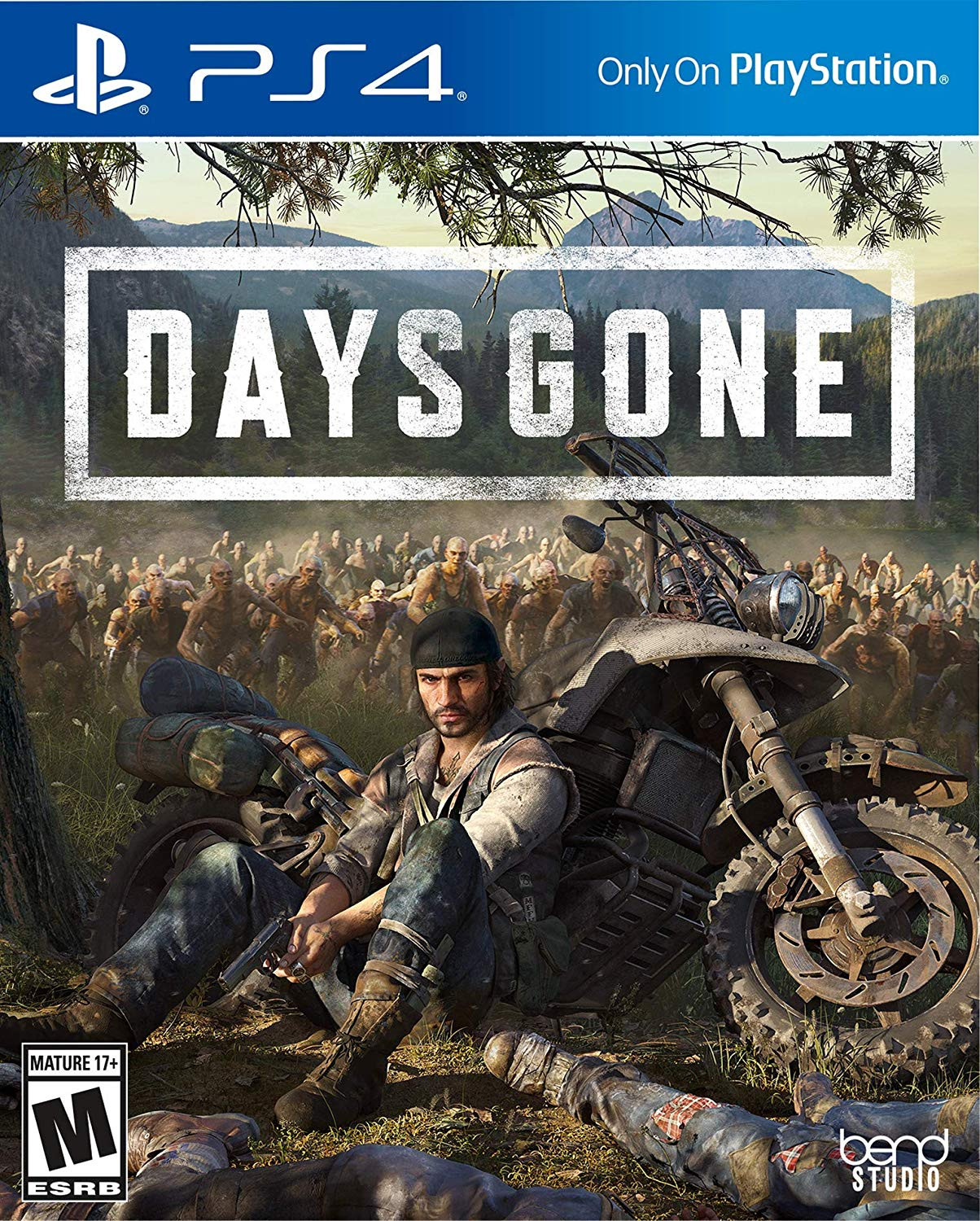 Days Gone | PS4 Principal | 40GB