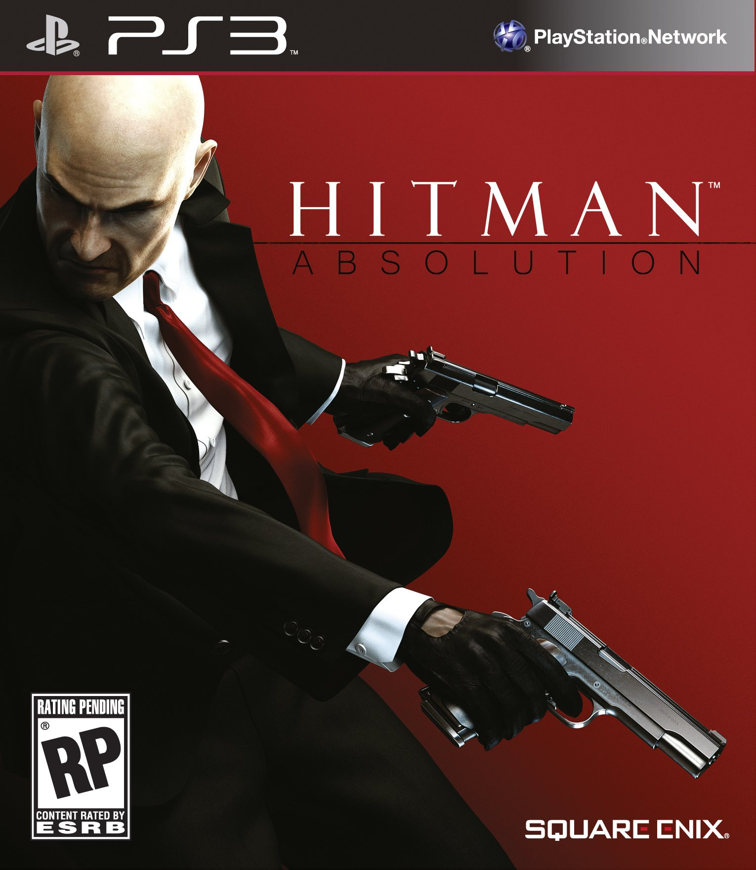 Hitman: Absolution Special Edition | PS3 | 16.1GB