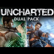 UNCHARTED Greatest Hits Dual Pack   PS3   41.1GB