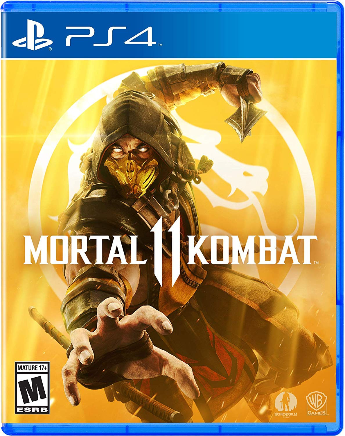 Mortal Kombat 11 | PS4 Principal | 40GB