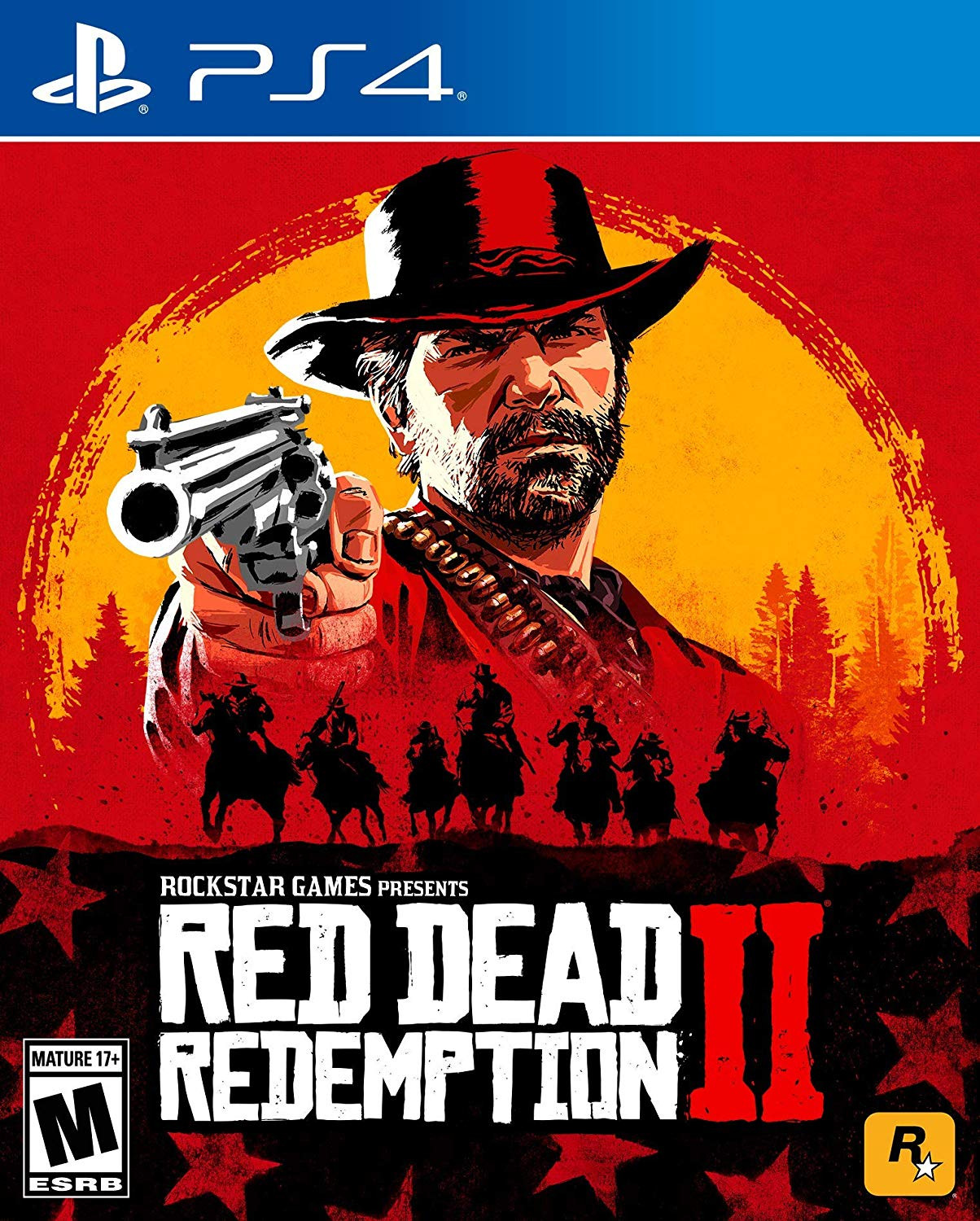 Red Dead Redemption 2 | PS4 Principal | 89.2GB