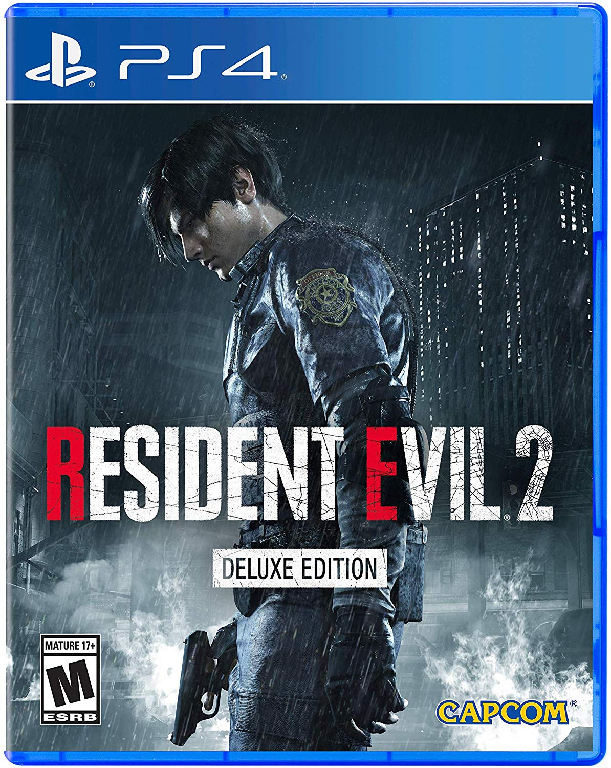 RESIDENT EVIL 2 | PS4 Secundaria | 23.22GB