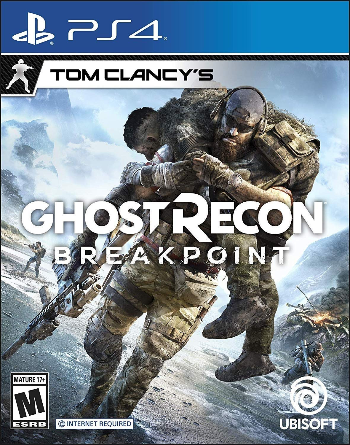 Tom Clancy's Ghost Recon Breakpoint | PS4 Principal | 40.01GB