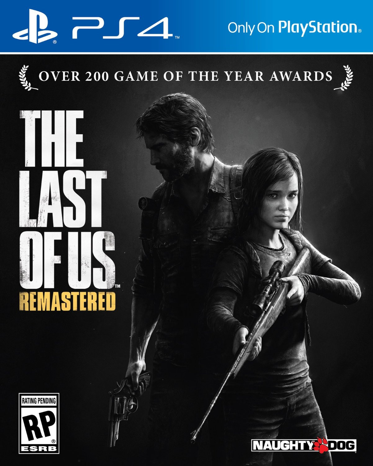 The Last of Us Remastered | PS4 Principal | 40.6GB