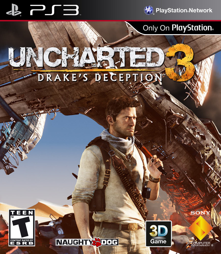 UNCHARTED 3: Drake's Deception Game of The Year Digital Edition | PS3 | 43.5GB