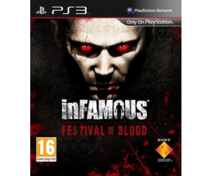 inFAMOUS Festival of Blood | PS3 | 3GB