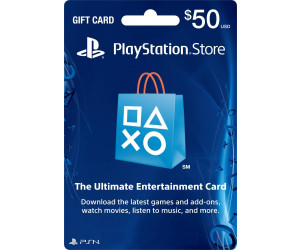 PS Card $50