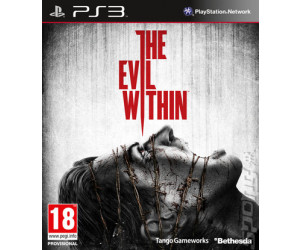 The Evil Within   PS3   6.6GB