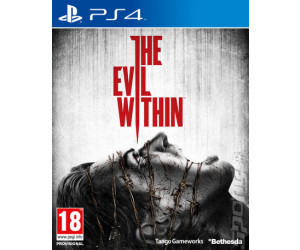 The Evil Within | PS4 Secundaria | 34.6GB
