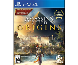 Assassin's Creed Origins | PS4 Secundaria | 44.59GB