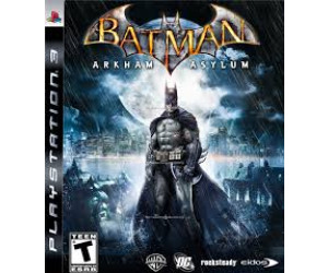 Batman: Arkham Asylum | PS3 | 6.6GB