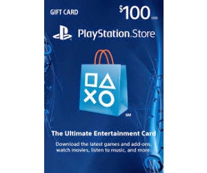 PS Card $100