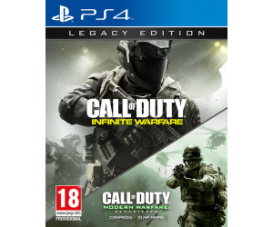 Call of Duty: Infinite Warfare - Legacy Edition | PS4 Secundaria | 81.9GB
