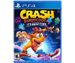Crash Bandicoot 4: It's About Time | PS4 Secundaria | 23GB