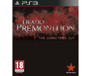Deadly Premonition: The Director's Cut Ultimate Edition   PS3   11.3GB