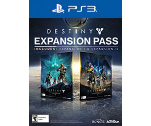Destiny Expansion Pass | PS3