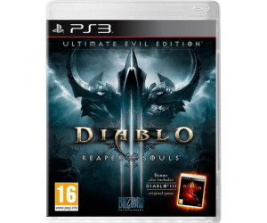 Diablo III: Reaper of Souls - Ultimate Evil Edition | PS3 | 14.8GB