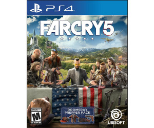 FAR CRY 5 | PS4 Secundaria | 34.5GB