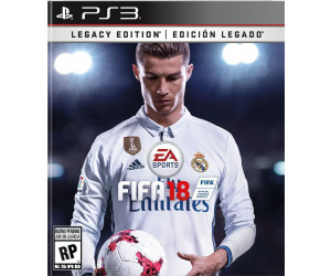 FIFA 18 Legacy Edition | PS3 | 6.3GB