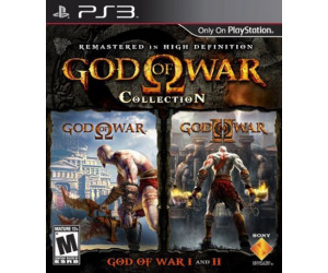 God of War Collection | PS3 | 15.5GB