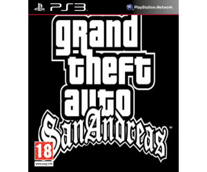Grand Theft Auto: San Andreas | PS3 | 4.2GB