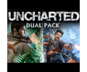 UNCHARTED Greatest Hits Dual Pack | PS3 | 41.1GB