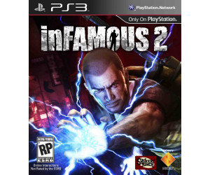 inFAMOUS  2 | PS3 | 14GB