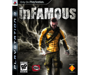 inFAMOUS | PS3 | 6.9GB