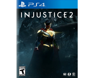 Injustice 2 | PS4 Principal | 27.8GB