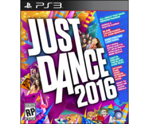 Just Dance 2016 | PS3 | 11.2GB