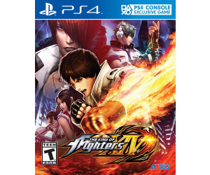 The King of Fighters XIV   PS4 Secundaria   16GB