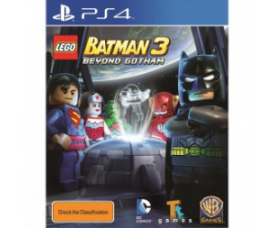 LEGO Batman 3: Beyond Gotham | PS4 Principal | 6.39GB