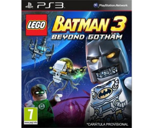 LEGO Batman 3: Beyond Gotham | PS3 | 7.3GB
