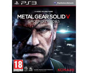 METAL GEAR SOLID V: GROUND ZEROES | PS3 | 1.8GB