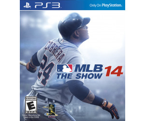 MLB 14 THE SHOW | PS3 | 20.8GB