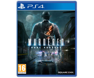 MURDERED: SOUL SUSPECT | PS4 Principal | 8.5GB