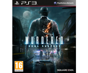 MURDERED: SOUL SUSPECT   PS3   9.7GB
