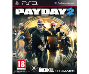 PAYDAY 2   PS3   4GB