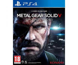 METAL GEAR SOLID V: GROUND ZEROES | PS4 Secundaria | 3.6GB