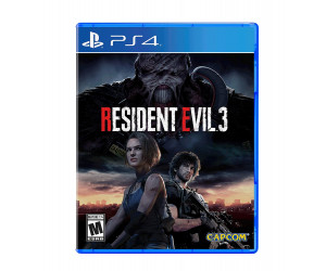RESIDENT EVIL 3 | PS4 Secundaria | 45.2GB