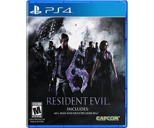 Resident Evil 6 | PS Secundaria | 17.2GB