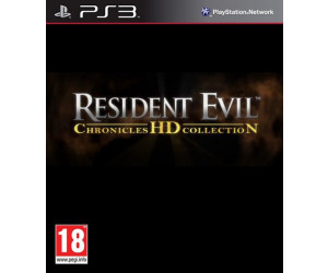 RESIDENT EVIL: CHRONICLES HD COLLECTION | PS3 | 11.8 GB
