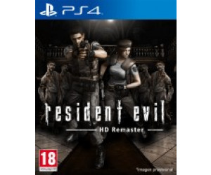 Resident Evil HD Remastered | PS4 Secundaria | 14.2GB