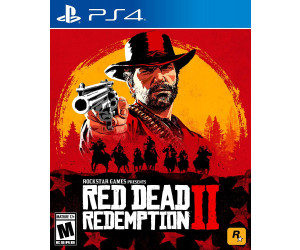 Red Dead Redemption 2 | PS4 Secundaria | 89.2GB
