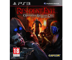 Resident Evil Operation Raccoon City   PS3   4.2GB