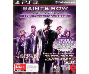 Saints Row: The Third The Full Package | PS3 | 7.2GB