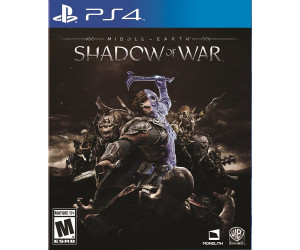 Middle-earth: Shadow of War   PS4 Secundaria   39GB