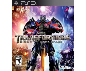 TRANSFORMERS: Rise of The Dark Spark   PS3   7.5GB